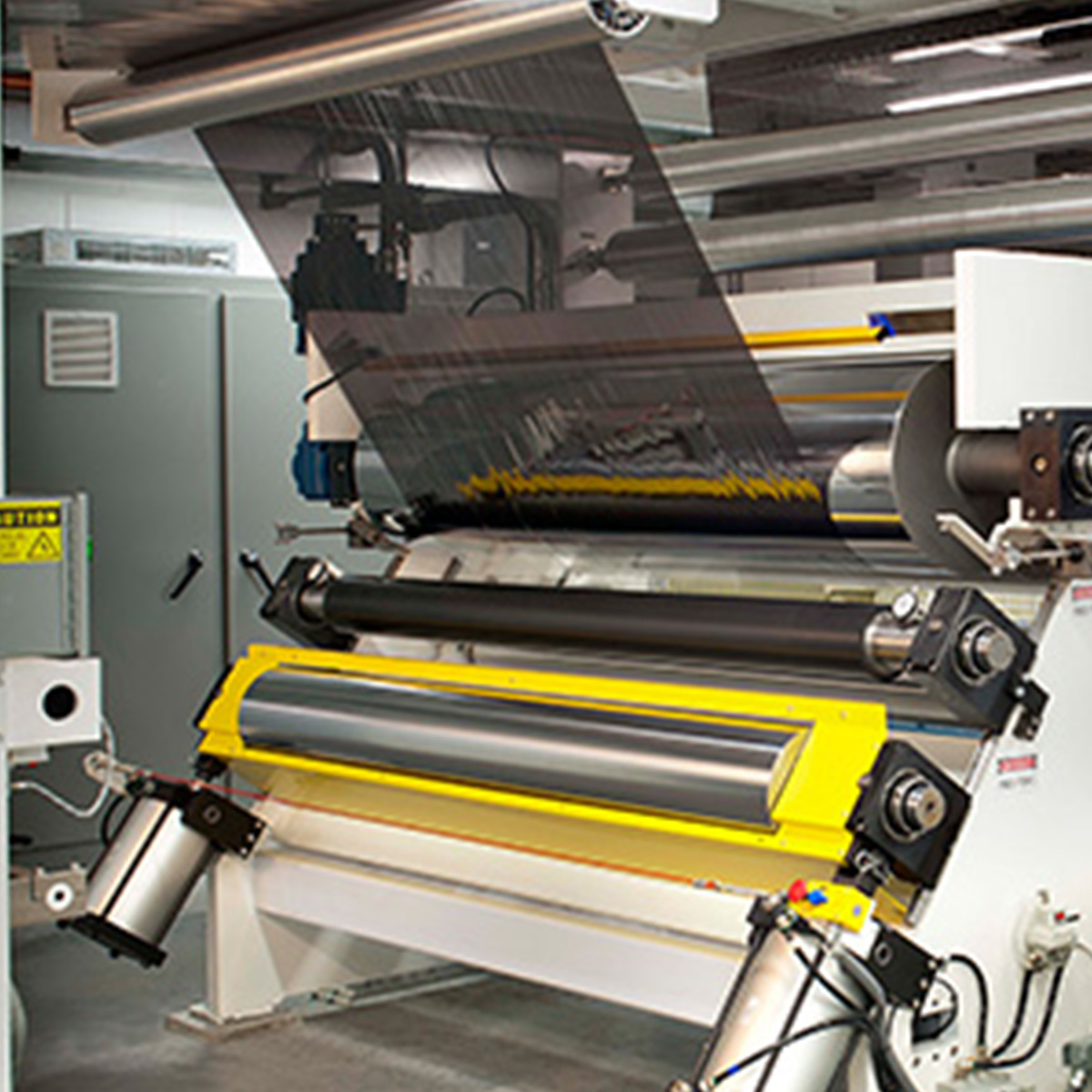 Coating and laminating